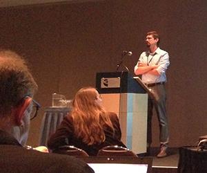 Dave Vinson on information density.